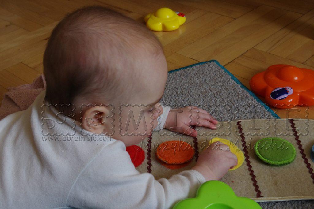 zajęcia muzyczne dla niemowląt Krakow doremisie muzyczny dzien 3m+